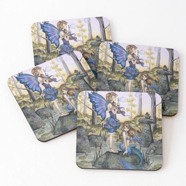 Second Cousins Coasters (Set of 4)