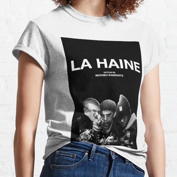 La Haine Poster Film Movie T-shirt classique