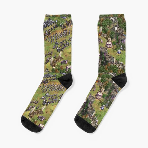 Age of Empires II War Screenshot Socks