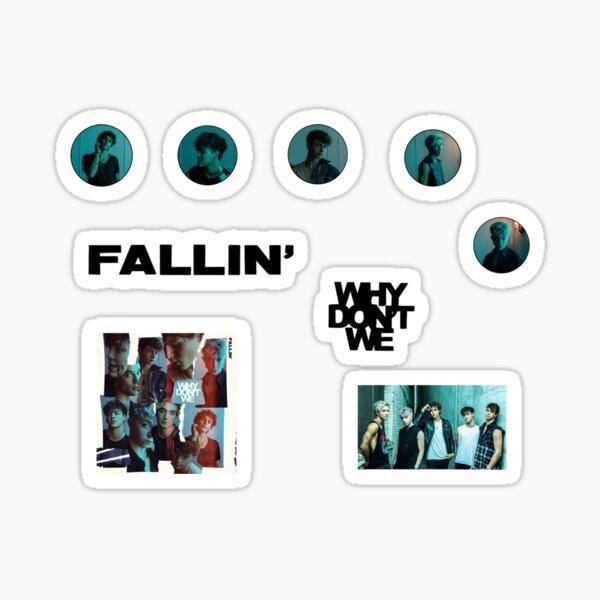 Fallin Sticker Pack Sticker
