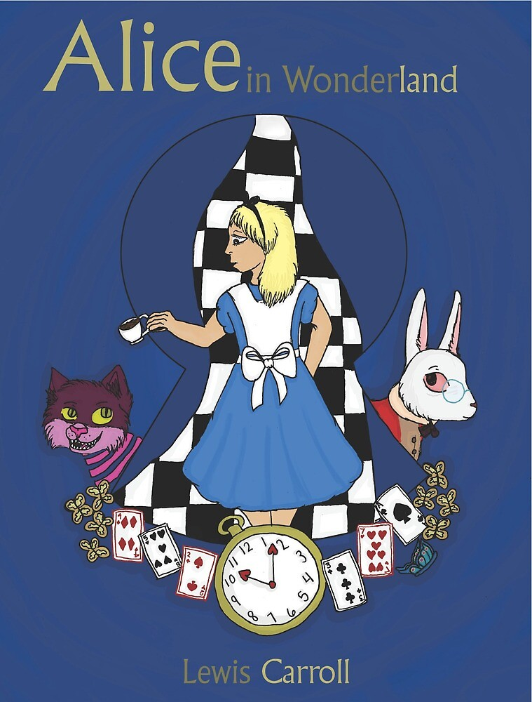 Alice in Wonderland by Cheetawitch