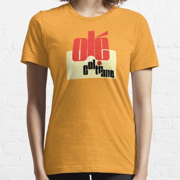 John Coltrane Ole Camiseta esencial