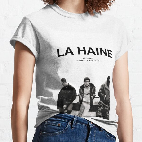 La Haine Cartel Película Película Camiseta clásica
