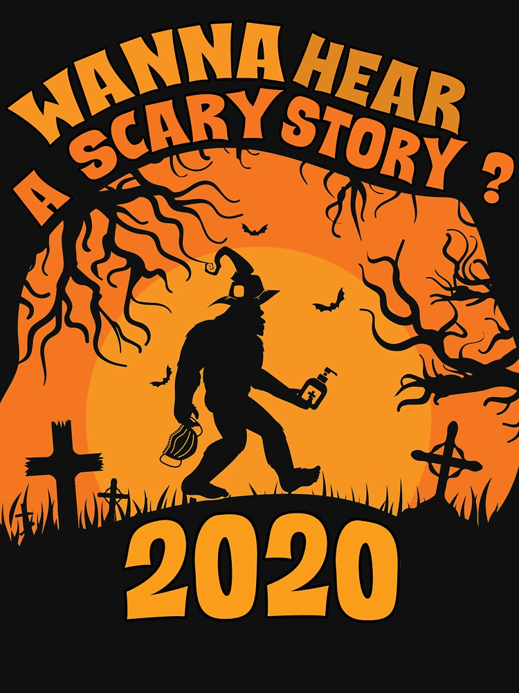 Halloween 2020 costume Wanna hear a scary story? by thegoodplan