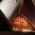 Sydney Opera House by Joslin Hartley