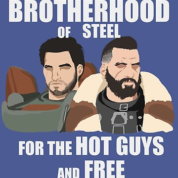 Why I Joined the Brotherhood of Steel by CapricaPuddin