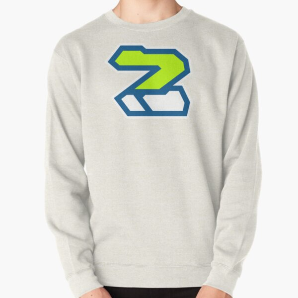 Zealous Racing League Logo Pullover Sweatshirt