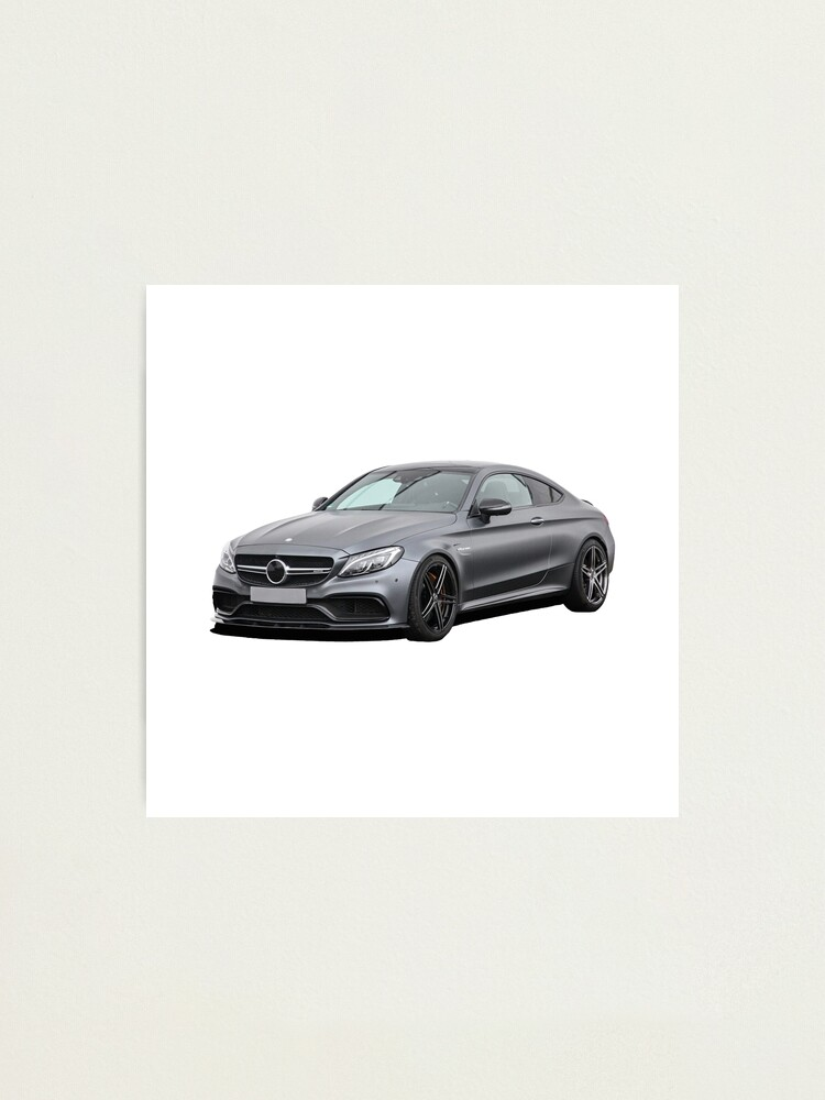 C63 Photographic Print By Gpcdesign Redbubble