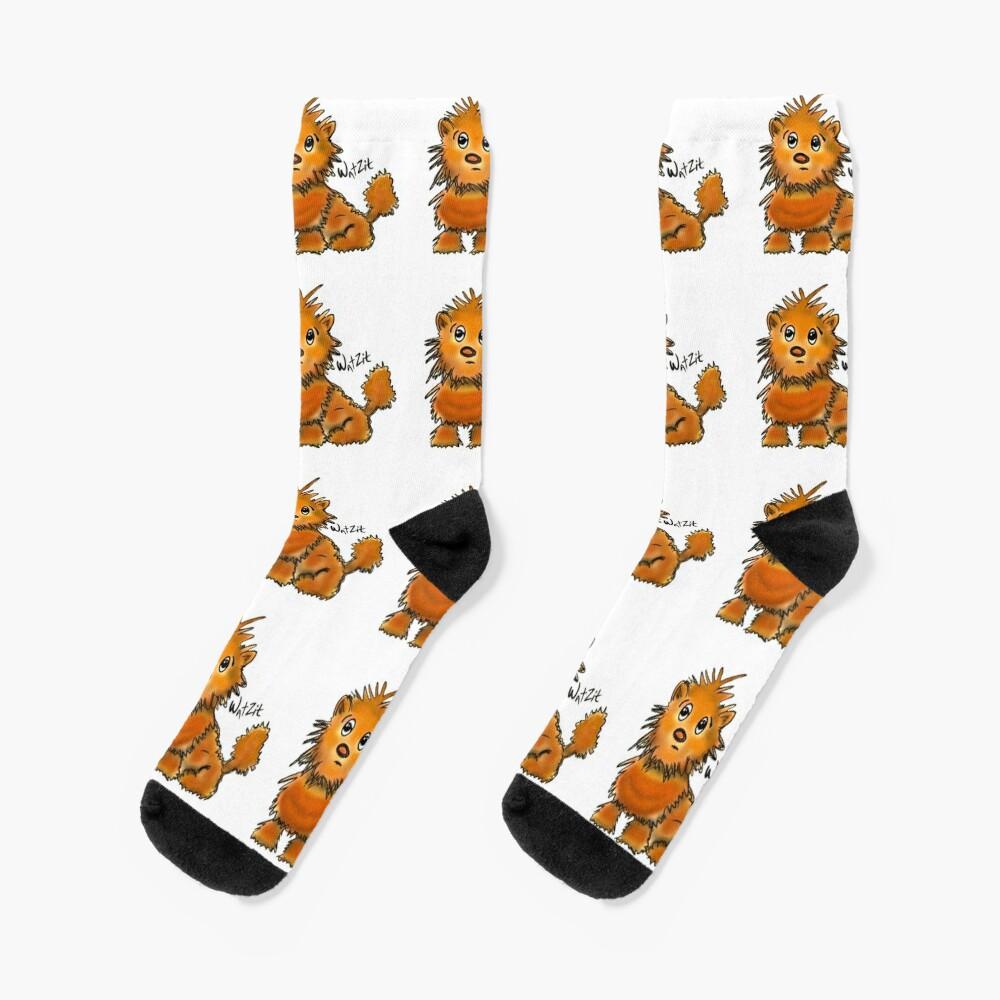 WatZit Enchanted Mythical Creature Socks