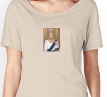 Queen Bill Women's Relaxed Fit T-Shirt