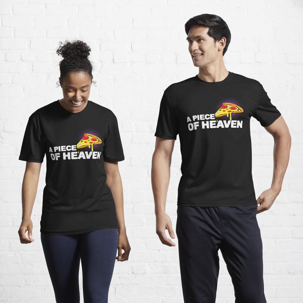A piece of pizza design Active T-Shirt