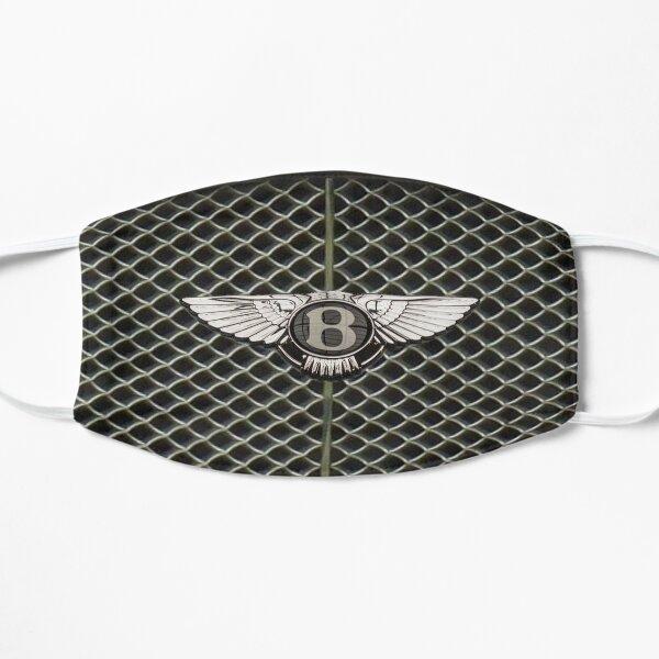 Bentley Logo Grill Face Mask Flat Mask