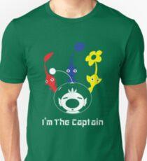 Pikmin T-Shirt I'm The Captain T-Shirt
