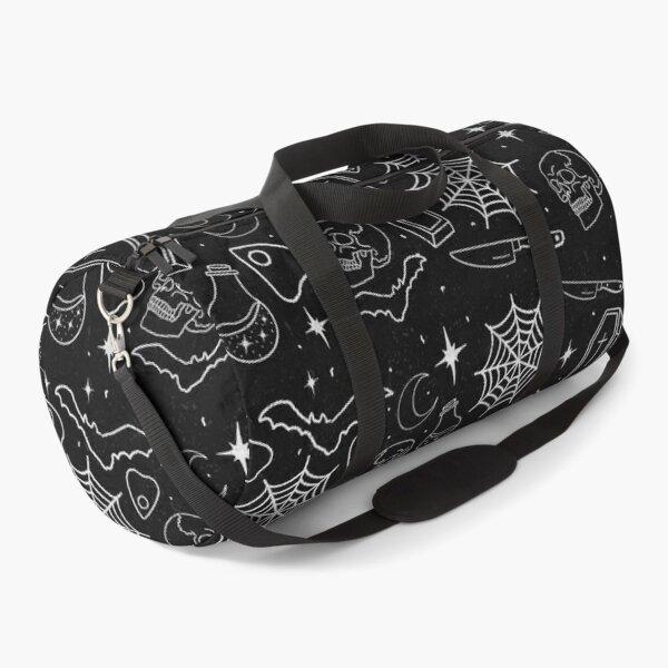 Spooky season Duffle Bag