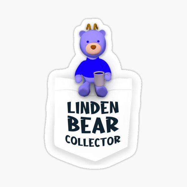 Kali Linden's Bear Sticker