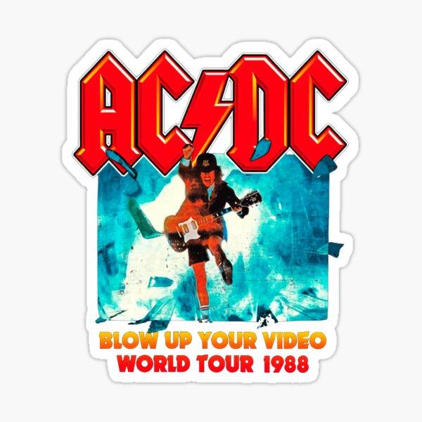 Angus AC / DC Sticker