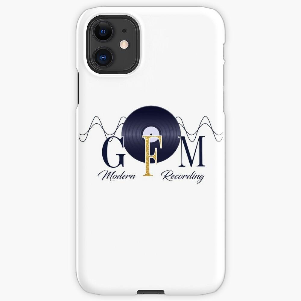 GFM Record Logo Big iPhone Case & Cover