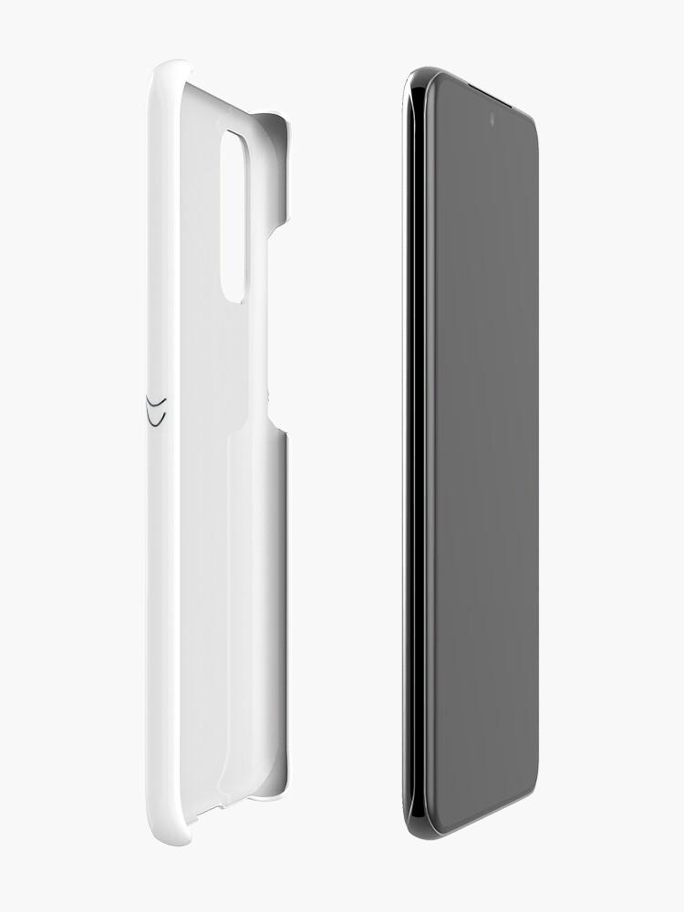 Alternate view of GFM Record Logo Big Case & Skin for Samsung Galaxy