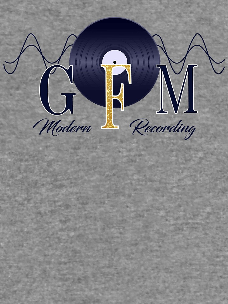 GFM Record Logo Big by GFMModern