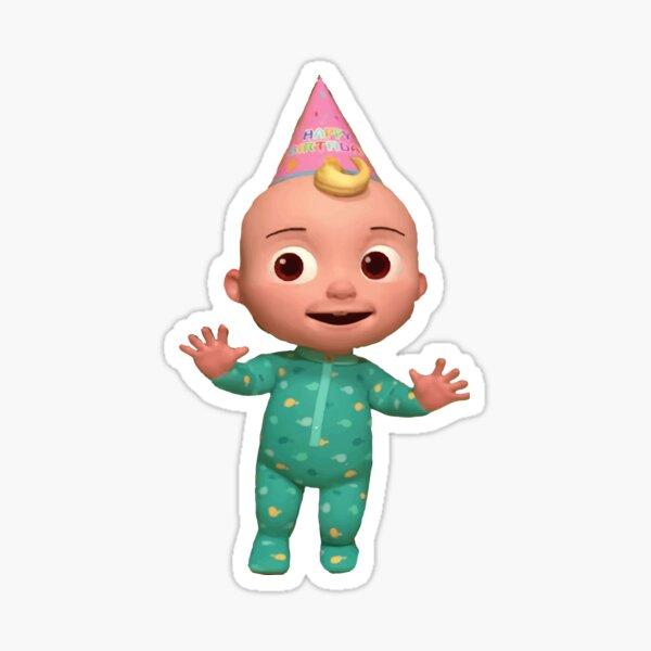 Nueva colección de personajes de Nursery CocoMelon 2020 Pegatina