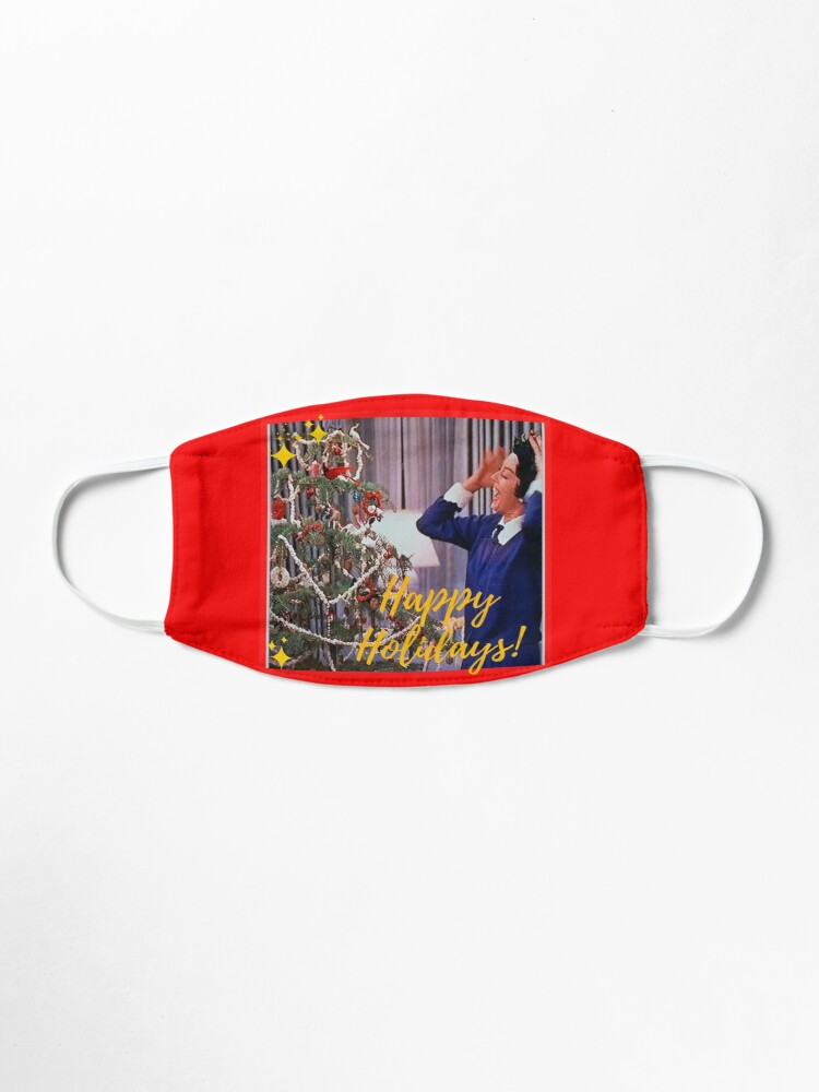 Auntie Mame Rosalind Russell Christmas Holidays Great Depression Live Hope Mask By Brookeclara Redbubble