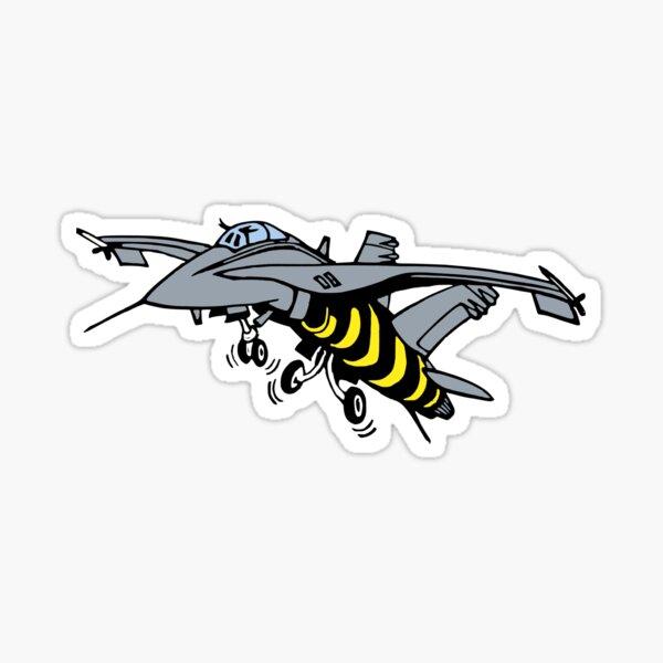 "F/A-18 ""The Bug"" Sticker"