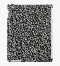 BLACK GRAVEL iPad Case/Skin