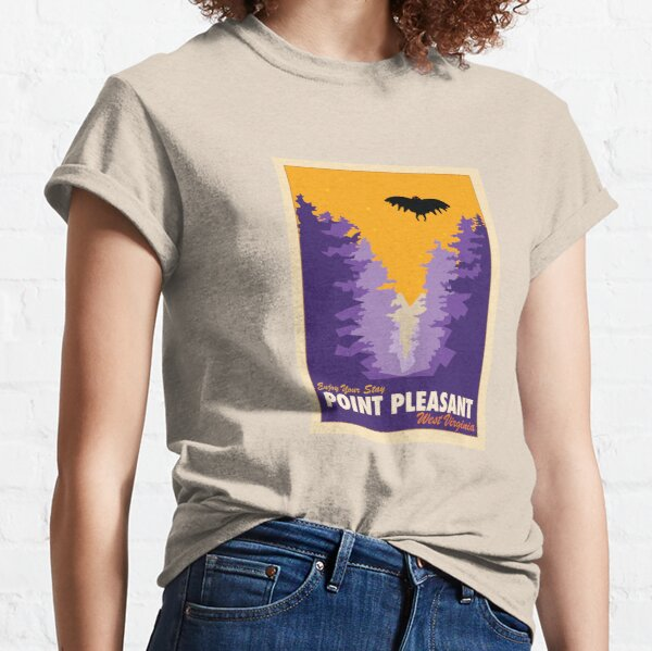 Point Pleasant Tourism Postcard Classic T-Shirt