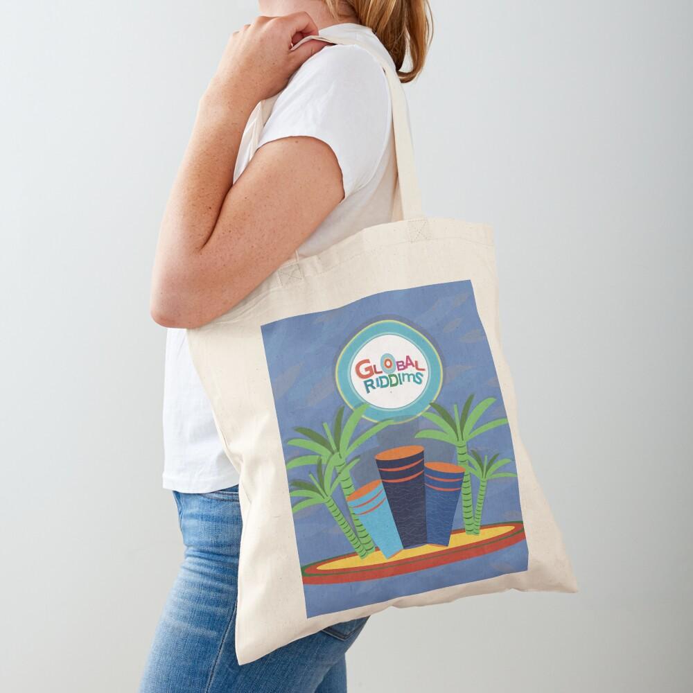 Global Riddims (3) Tote Bag