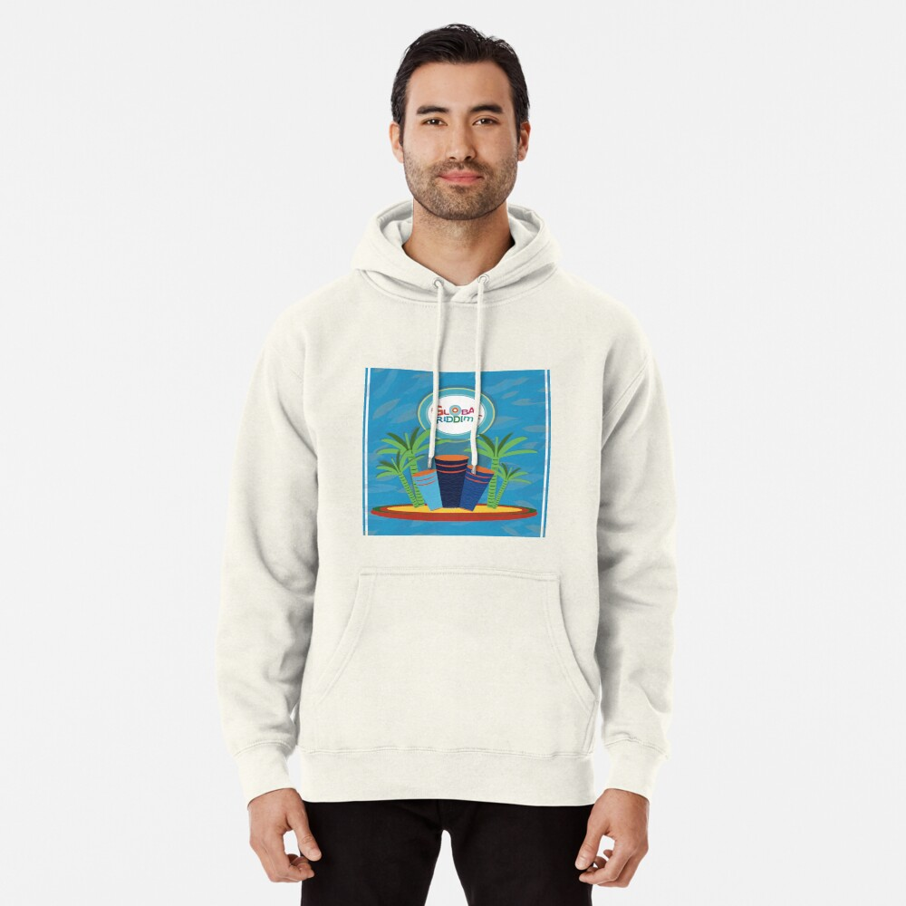 Gobal Riddims (5) Pullover Hoodie