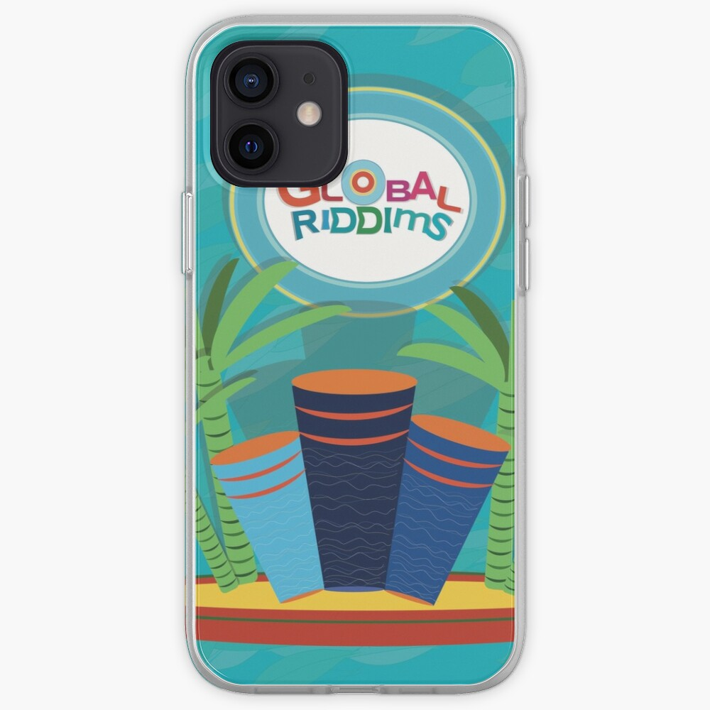 Gobal Riddims (7) iPhone Case & Cover