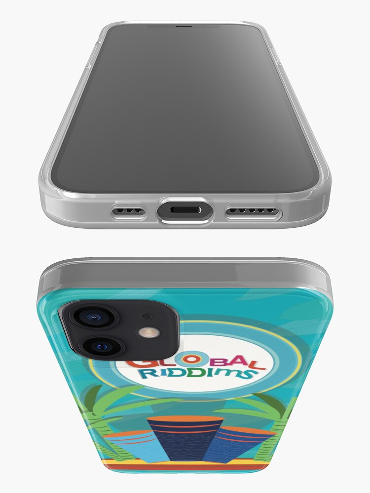 Alternate view of  Gobal Riddims (7) iPhone Case & Cover
