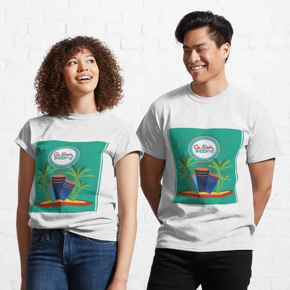 Gobal Riddims (8) Classic T-Shirt