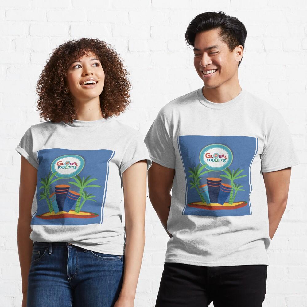 Gobal Riddims (9) Classic T-Shirt