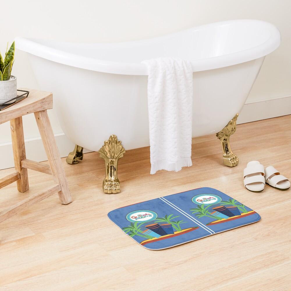 Gobal Riddims (9) Bath Mat