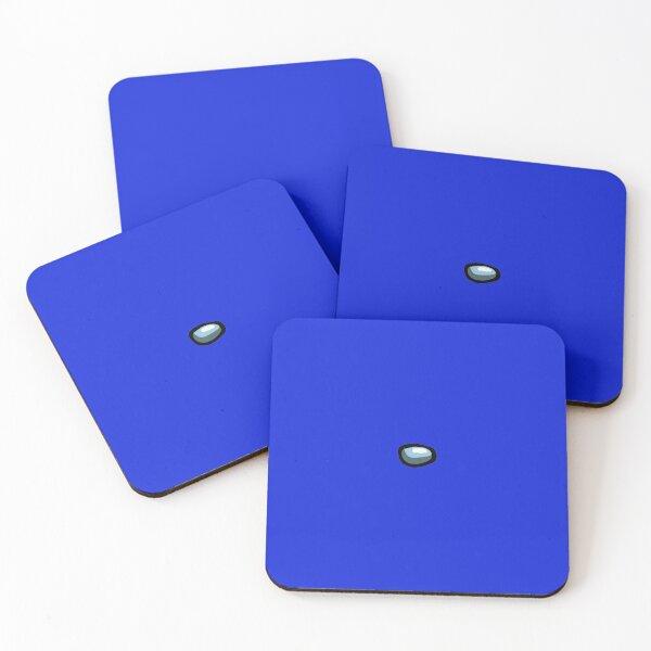 Among Us Crewmate (Blue) Coasters (Set of 4)