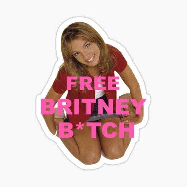 Free Britney! Sticker