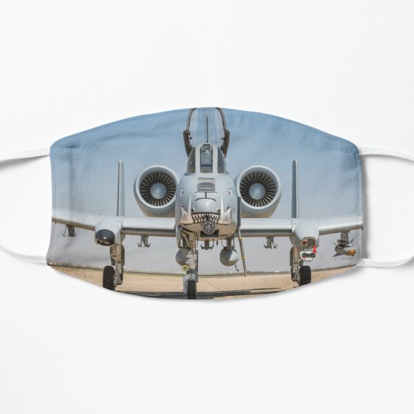 A-10C Warthog face Mask