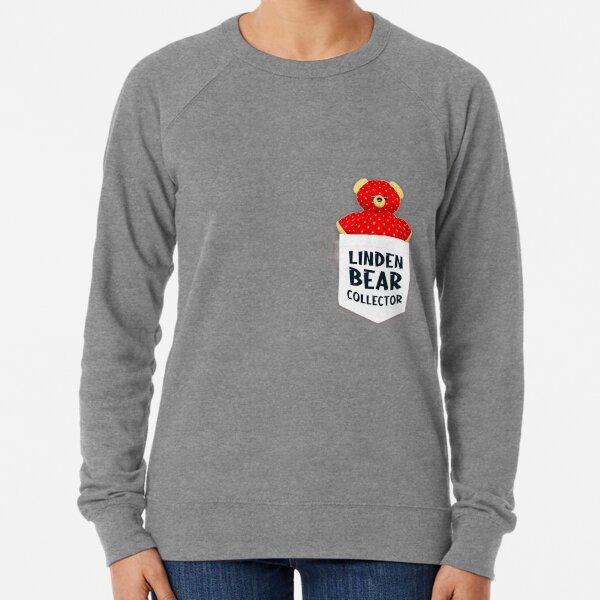 Strawberry Linden's Bear Lightweight Sweatshirt
