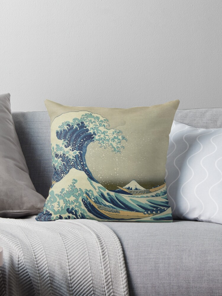 The Great Wave off Kanagawa by pdgraphics