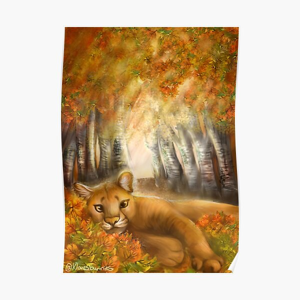 Autumn Days Poster