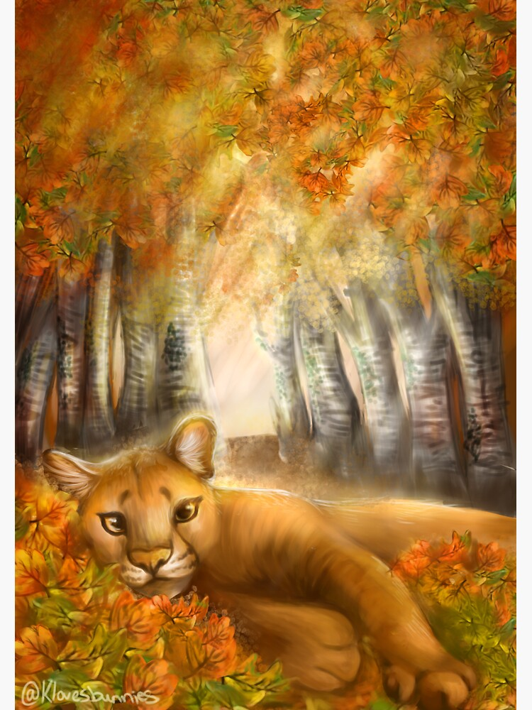 Autumn Days by klovesbunnies