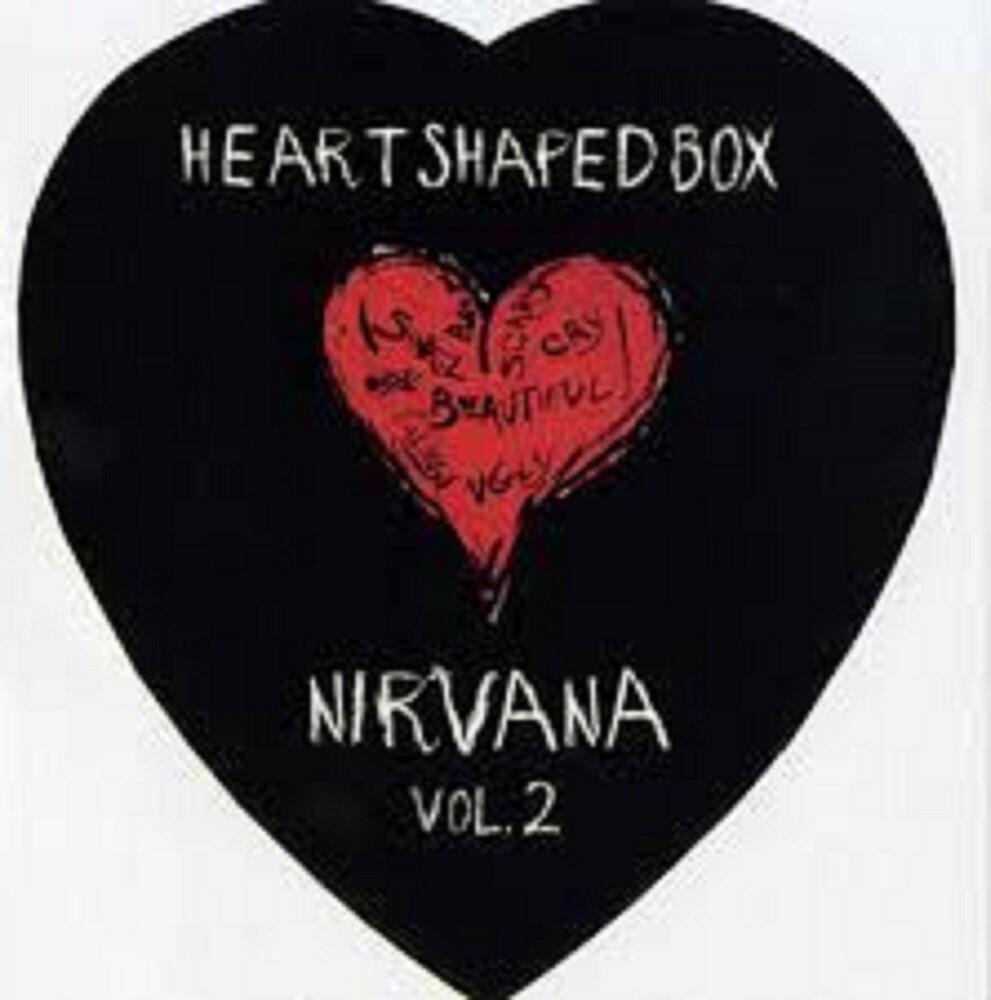 Heart shaped box  by kaileykat