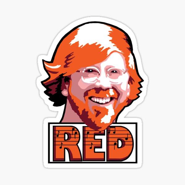 """Trey """"RED"""" Anastasio Sticker"""