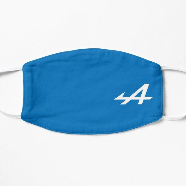 Logo Alpine Masque sans plis