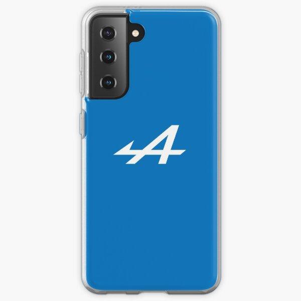 Logo Alpine Coque souple Samsung Galaxy