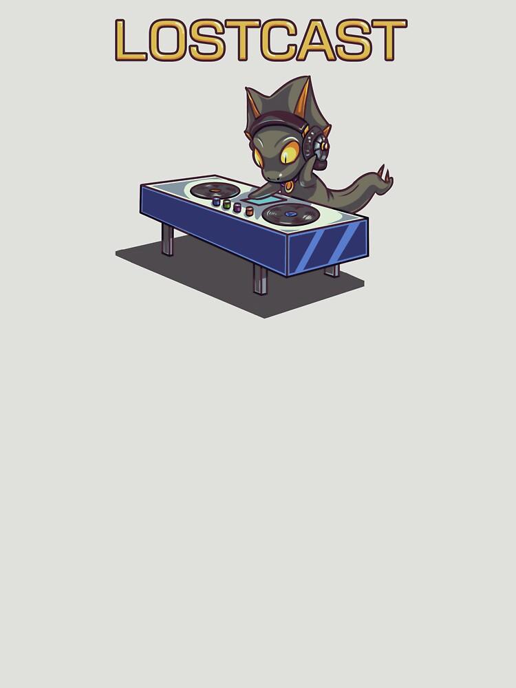 Lostcast with DJ Raga by LostDecadeGames