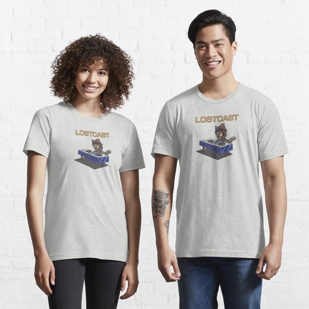 Lostcast with DJ Raga Essential T-Shirt