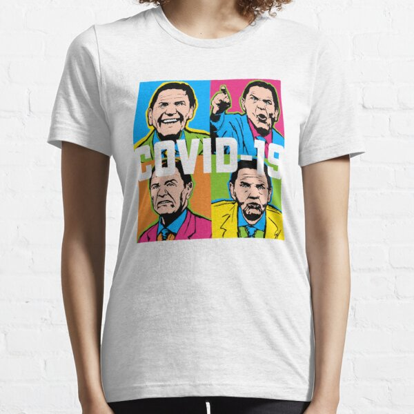 Pop Covid 19 Wtfbrahh Essential T-Shirt