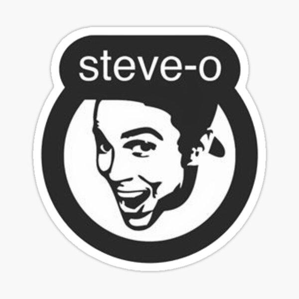 Steve-o Sticker